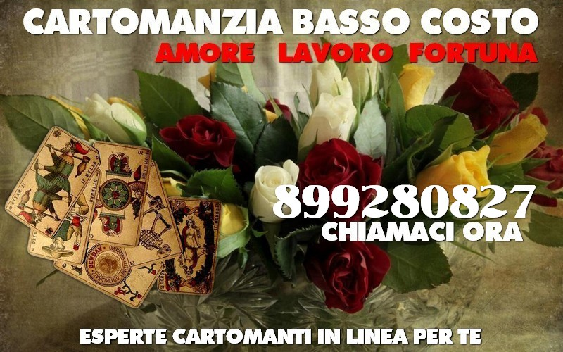 Cartomante in Linea 899280827