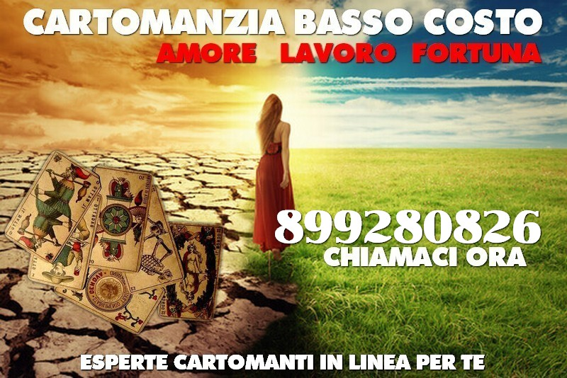 Cartomante in Linea 899280826